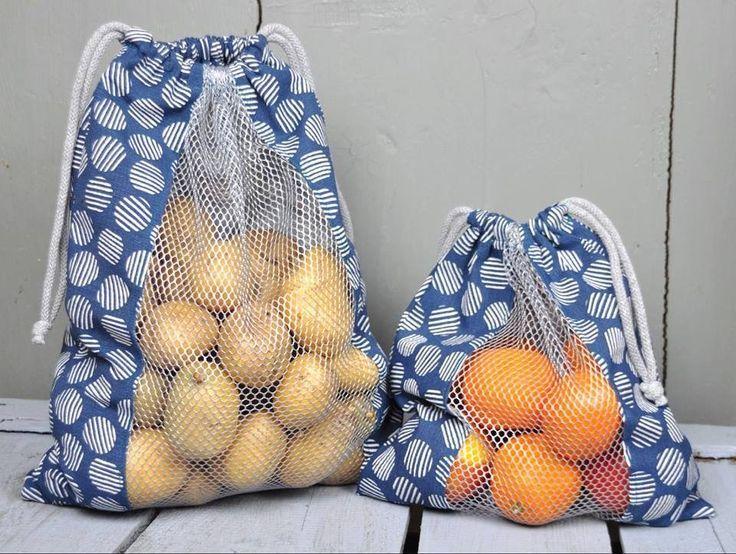 Photo of Nähen gegen Müll – Beutel für Obst, Gemüse und Backwaren