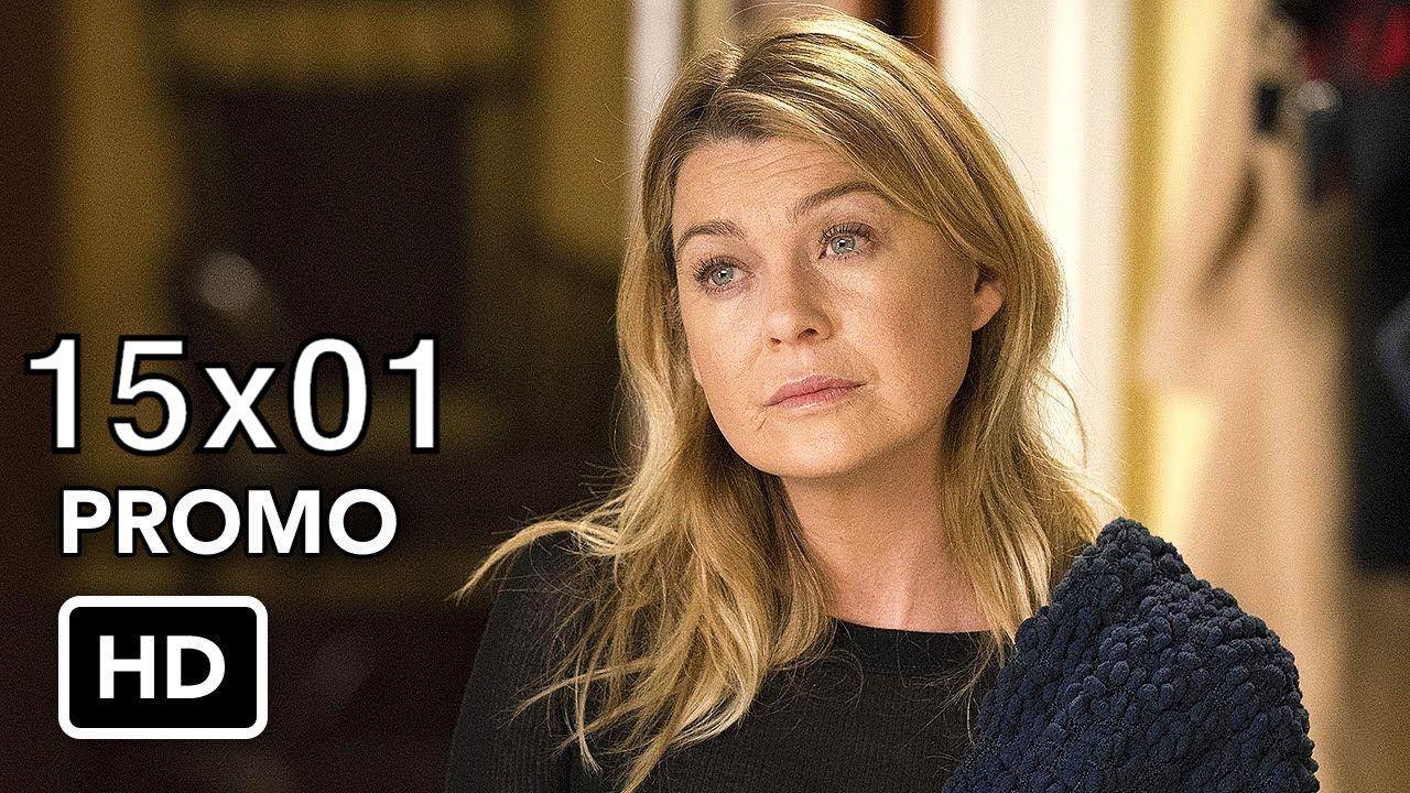 Greys Anatomy Season 15 Episode 1 Full Streaming Greys Anatomy