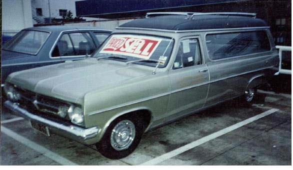 1967 hr holden hearse was sold new by southern motors Southern motors used cars