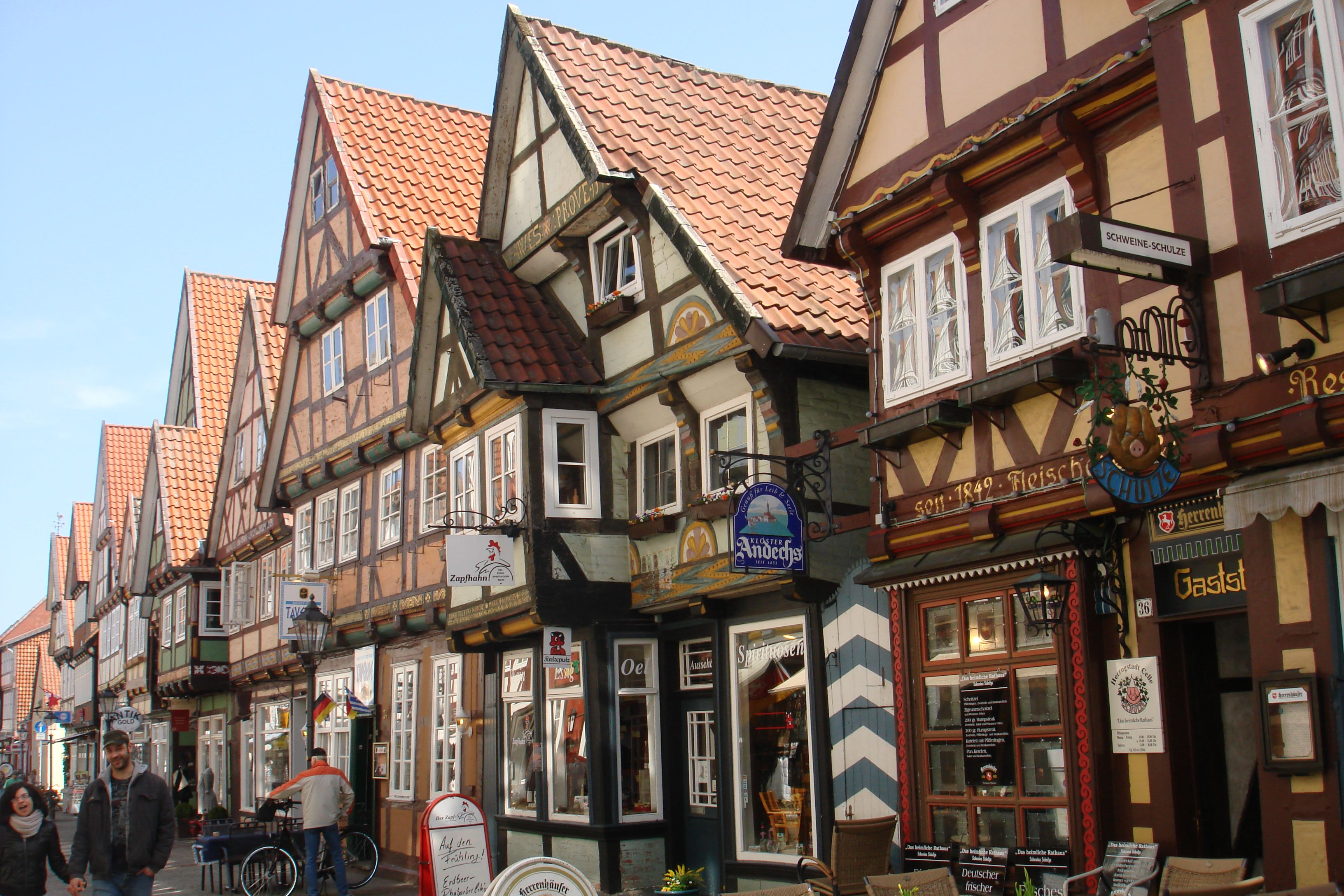celle germany images google search travel cities places hiking pinterest deutschland. Black Bedroom Furniture Sets. Home Design Ideas