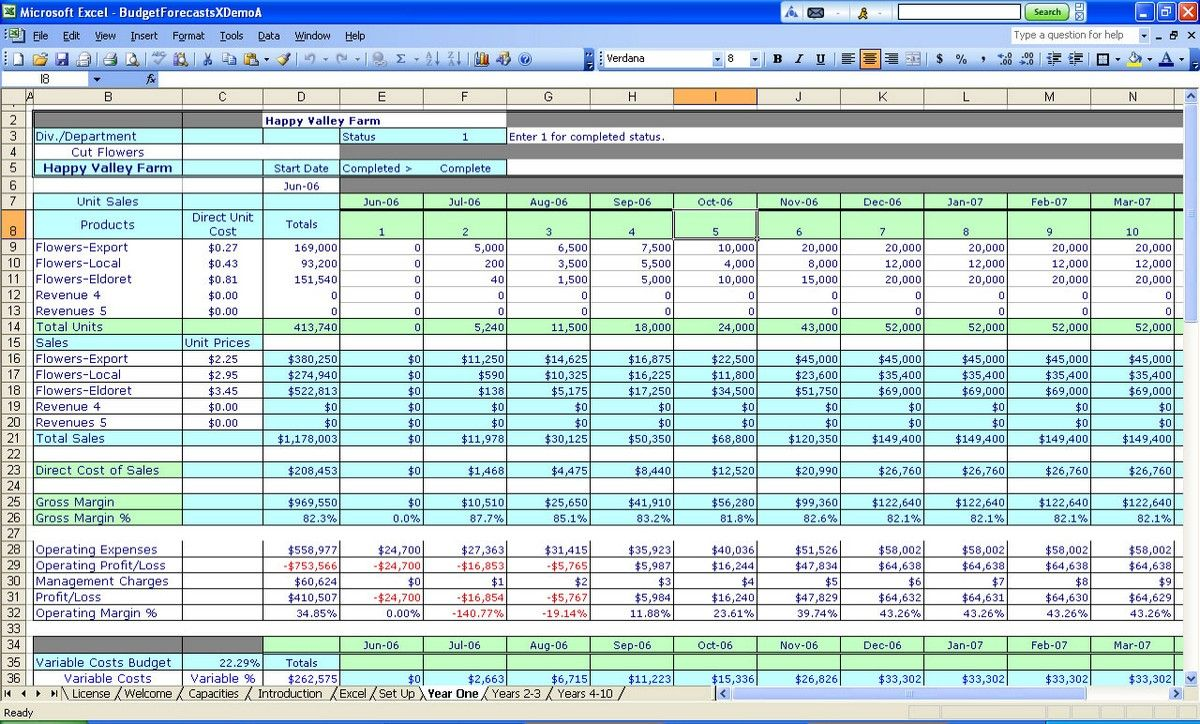 What Is Electronic Spreadsheet Software | Business Templates ...
