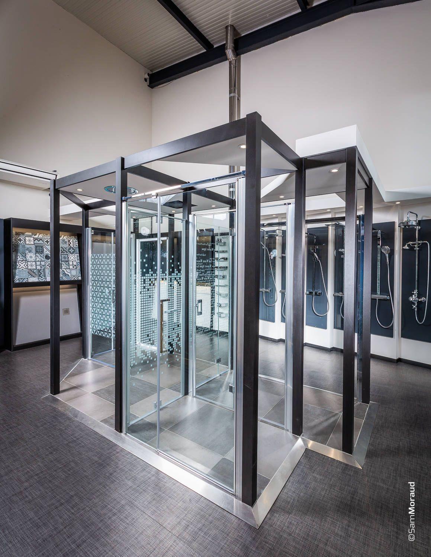 Showroom Richardson Et Vous Annecy Meythet Magasin Salle De Bain Salle De Bain Showroom