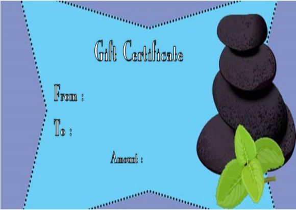 Day spa gift certificate templates SPA Gift Certificate Templates - best of photographer gift certificate template