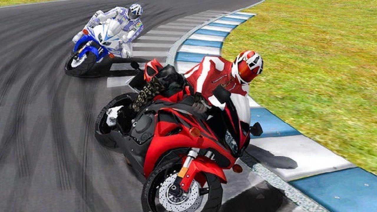 Bike Race Game Gameplay Android Racing Bikes Racing Games Racing