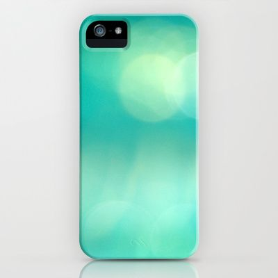 Turqouise iPhone & iPod Case by Cecilie Karoline - $35.00