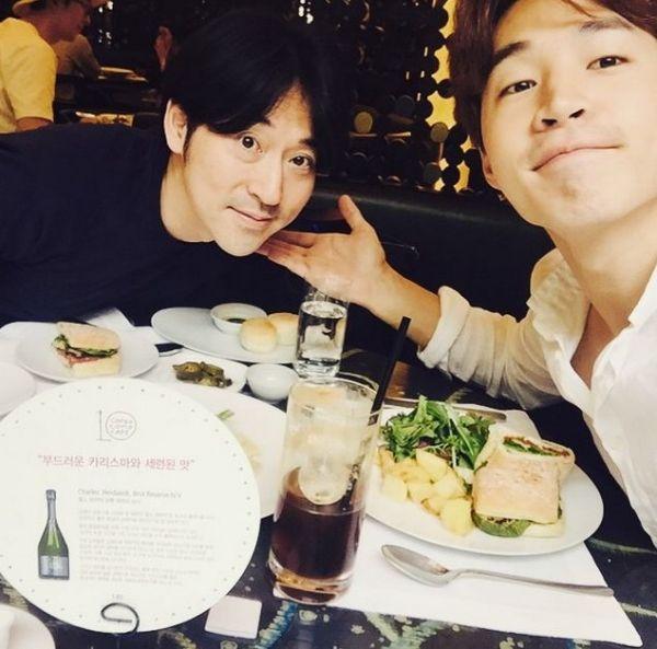 Super Junior-M Member Henry And Renowned Pianist Yiruma