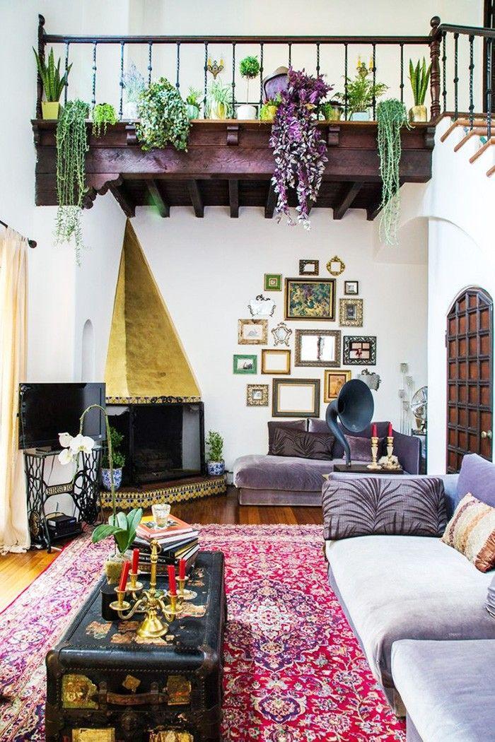 This Is How An Anti Minimalist Decorates Bohemian Interior Design Maximalist Decor Boho Chic Interior