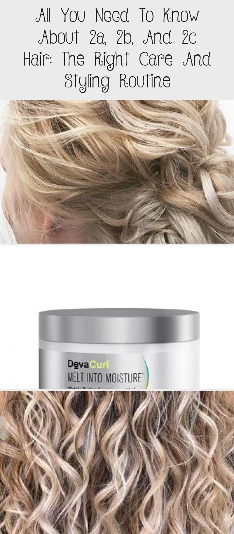 Hair Care All You Need To Know About 2a 2b And 2c Hair The Right Care And Styling Routine Hairstyles Ha Hair Care Green Hair Care Daily Hair Conditioner