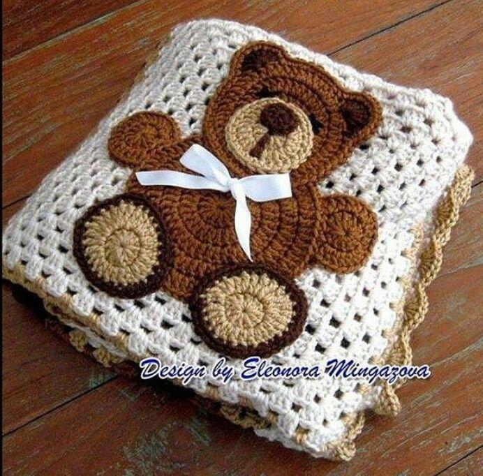 Instagram ~ Designed by Eleonora Mingazova ~ Crochet granny stitch ...