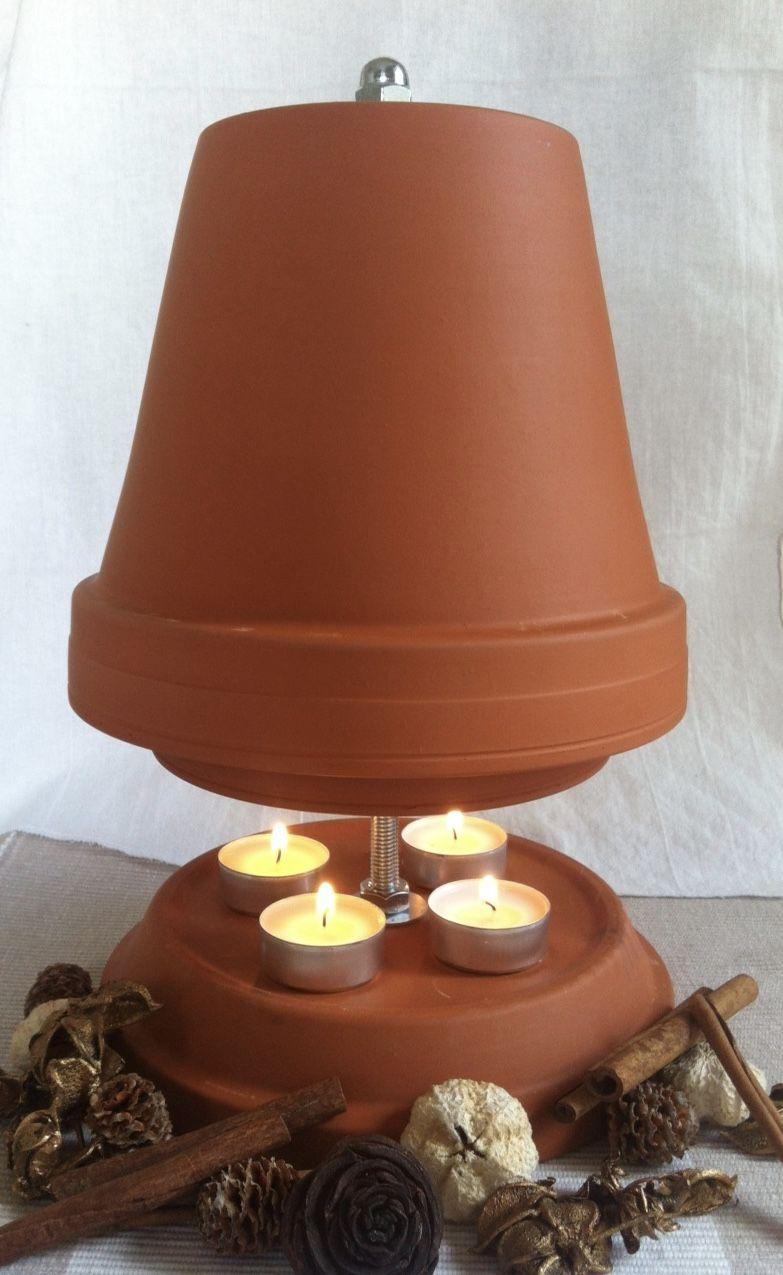 teelichtofen heizen mit teelichtern diy bastelidee teelichtofen pinterest heize. Black Bedroom Furniture Sets. Home Design Ideas