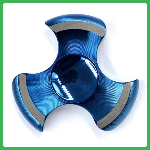 tri wave spinner cigreen l8 in stainless steel by spinnerhub