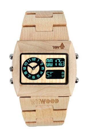 Wooden Watches By Wewood Artists Inspire Artists Wewood Watches Wewood Wooden Watch