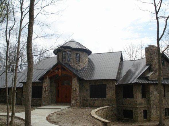 Photo Gallery Cmg Metal Roof Standing Seam Metal Roof Standing Seam