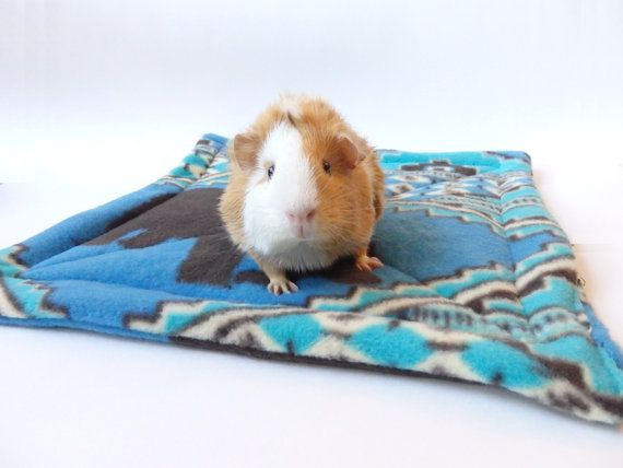 Waterproof Lap Pad for Guinea Pigs and Small by SquigglyPigs