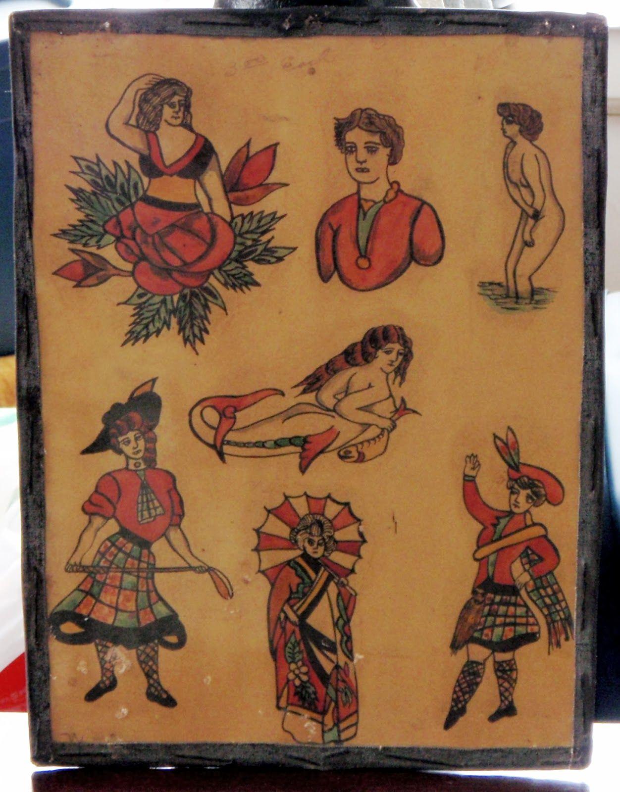 5ebabef05 prof. scott 1917 san francisco Old Tattoos, Body Art Tattoos, Tatoos,  Western