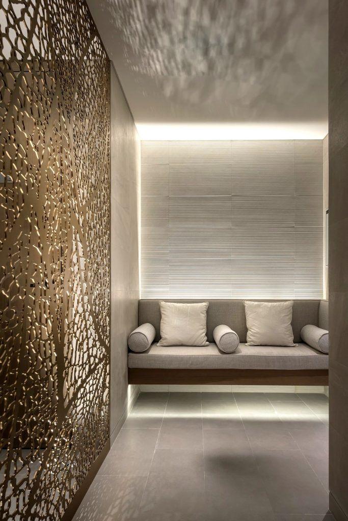 Diseños de gimnasio: gimnasio y club de salud - Al Bandar Rotana, Dubai - Love That Design  Informat...