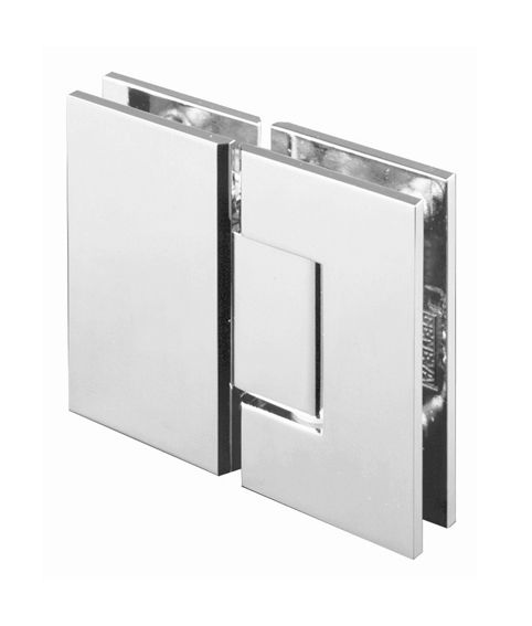 Square Edge 180 Degree Glass To Glass Shower Hinge To Suit 8 12mm Glass Glass Shower Shower Doors Glass