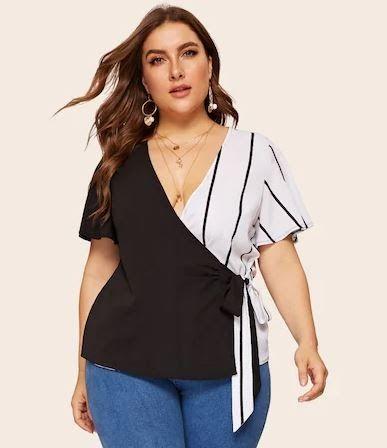 Contoh Baju Untuk Orang Gemuk - Model Baju Casual Untuk ...