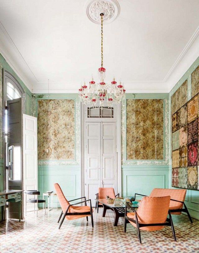 Tour a Cuban Home With Charm and Character | Restaurant design ...