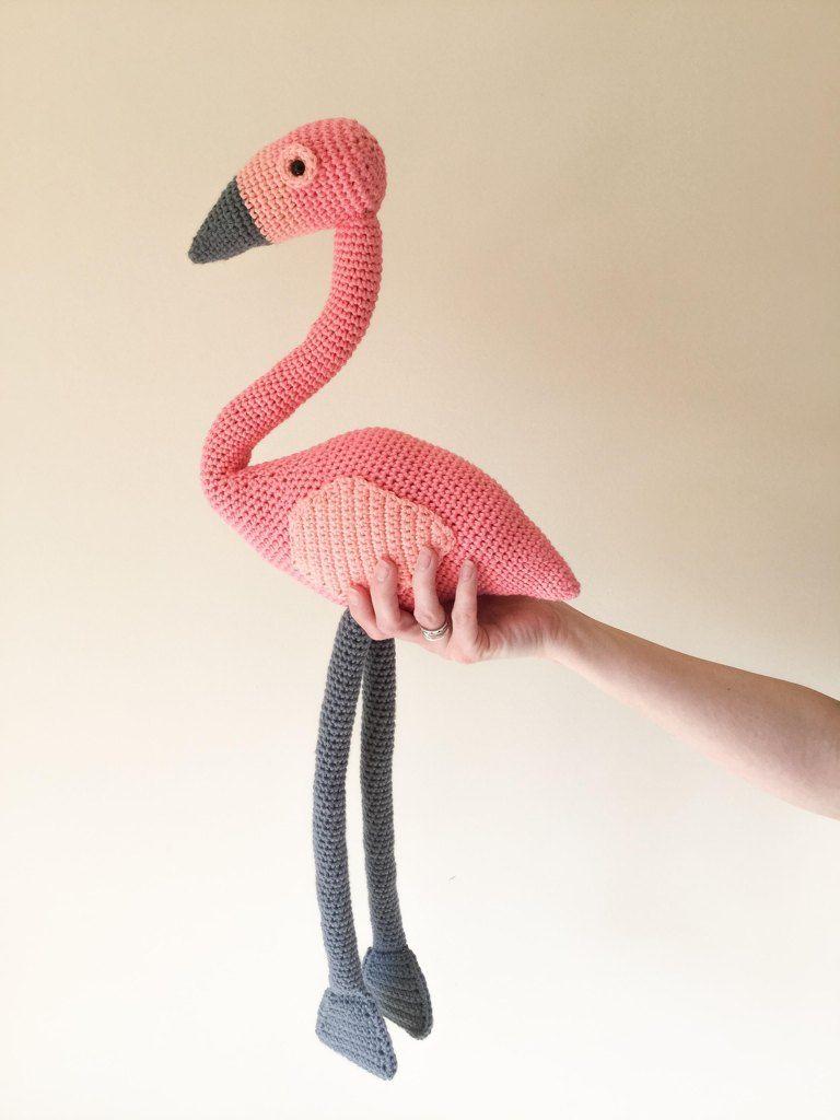 Flamingo Crochet Project Pinterest Flamingo Crochet And Patterns