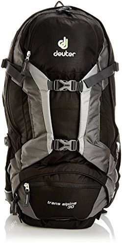 Deuter Unisex Rucksack Trans Alpine Black Granite 54 X Https