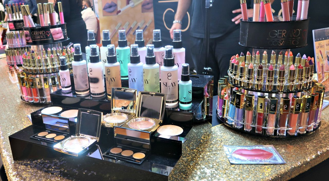 Themakeupshow Is A Makeup Lovers Dream Come True Normally Trade Shows Are Reserved For Pros But This Show Is Open Beauty Store Makeup Blog Gerard Cosmetics