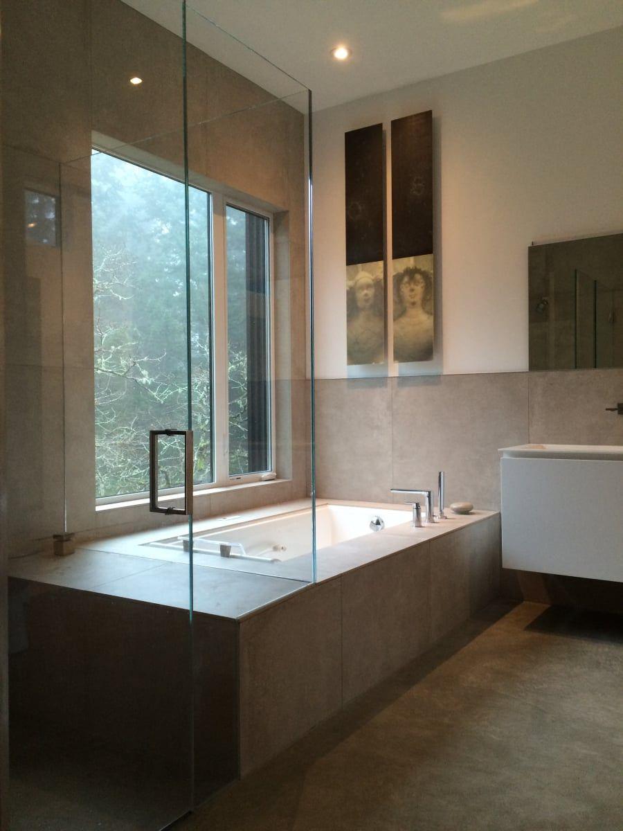Create a bathroom oasis with functional design. bathroom ideas ...