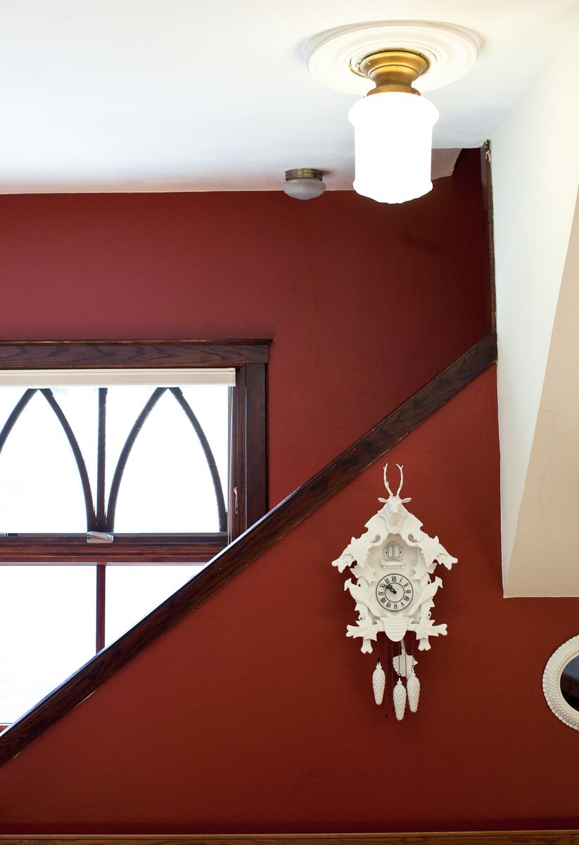 Red Colour Wall: Benjamin Moore's Bestselling Red Paint Colors