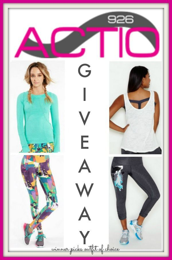 2090c69d9fc Actio926  Active Wear That Moves You Review + Giveaway  Ended ...