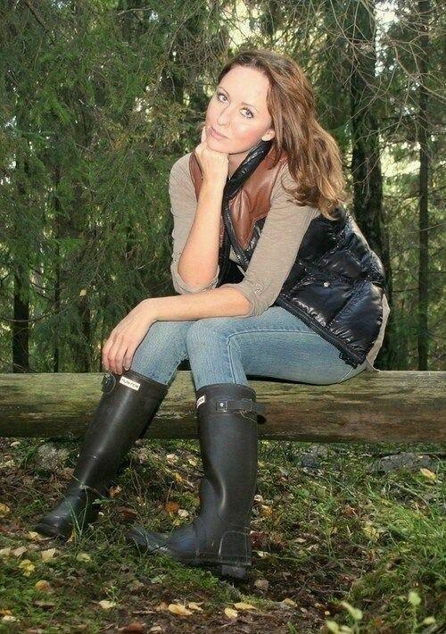Afbeeldingsresultaat Voor Girls In Rubber Waders Boots