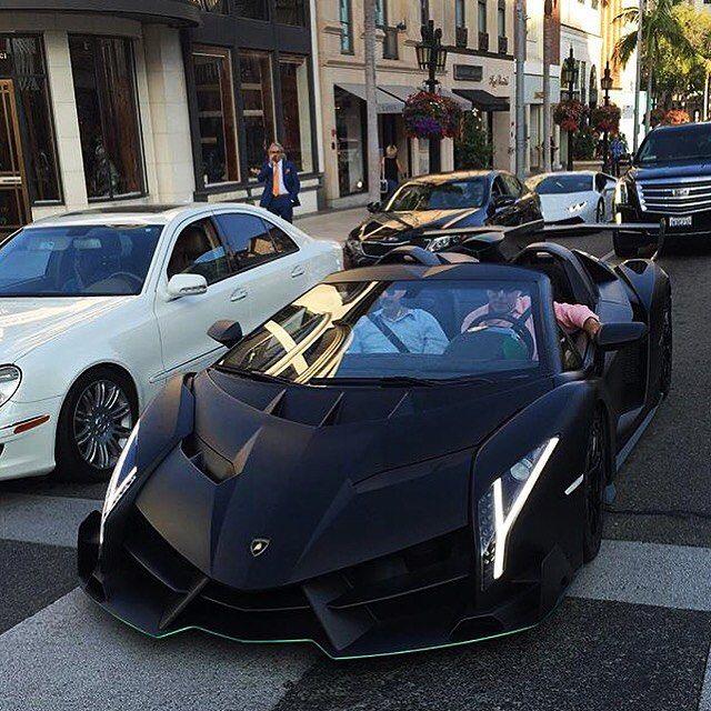 lamborghini veneno roadster black. lamborghini veneno roadster matte black rare 14 45 million car would you o
