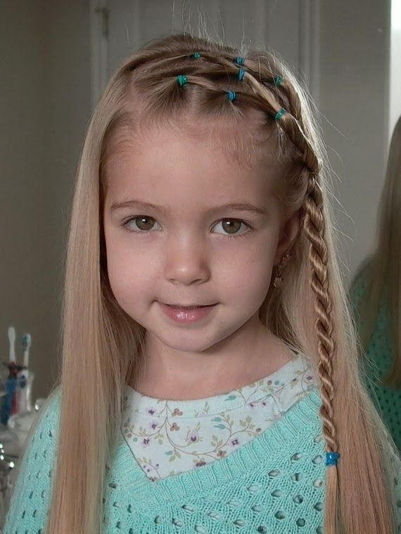 New hairstyles for long hair images : Awesome New Hairstyle For Children Girls 2017 Hairstyles next
