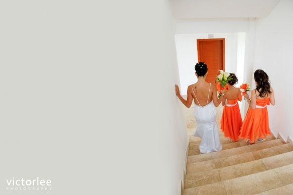 Maya Riviera, Mexico Destination Wedding www.victorleephotography.com