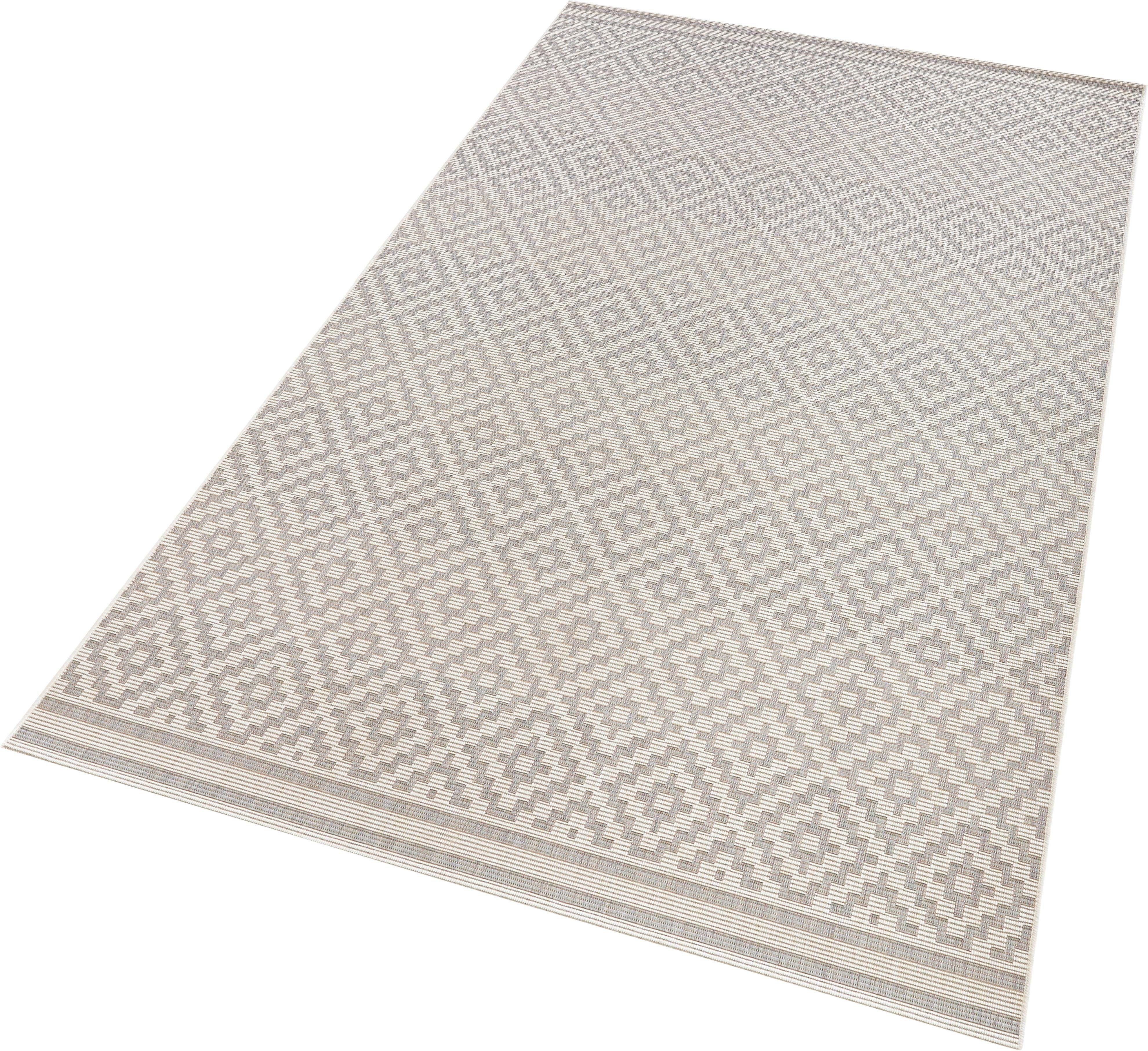 Bougari Teppich Grau B L 160x230cm 8mm Raute Fussbodenheizungsgeeignet Schmutzabweisend Jetzt Bestellen Unter Https Teppich Grau Teppich Teppich Ideen