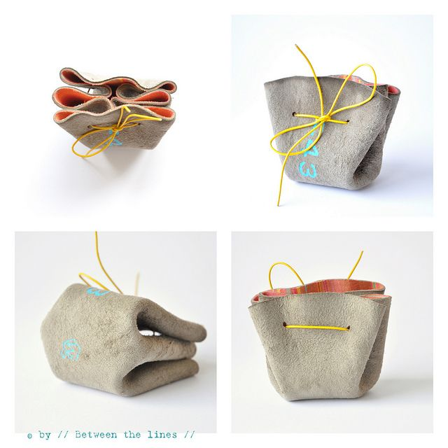 A great gift wrap and really, really easy to do. All you need are the right tools : )