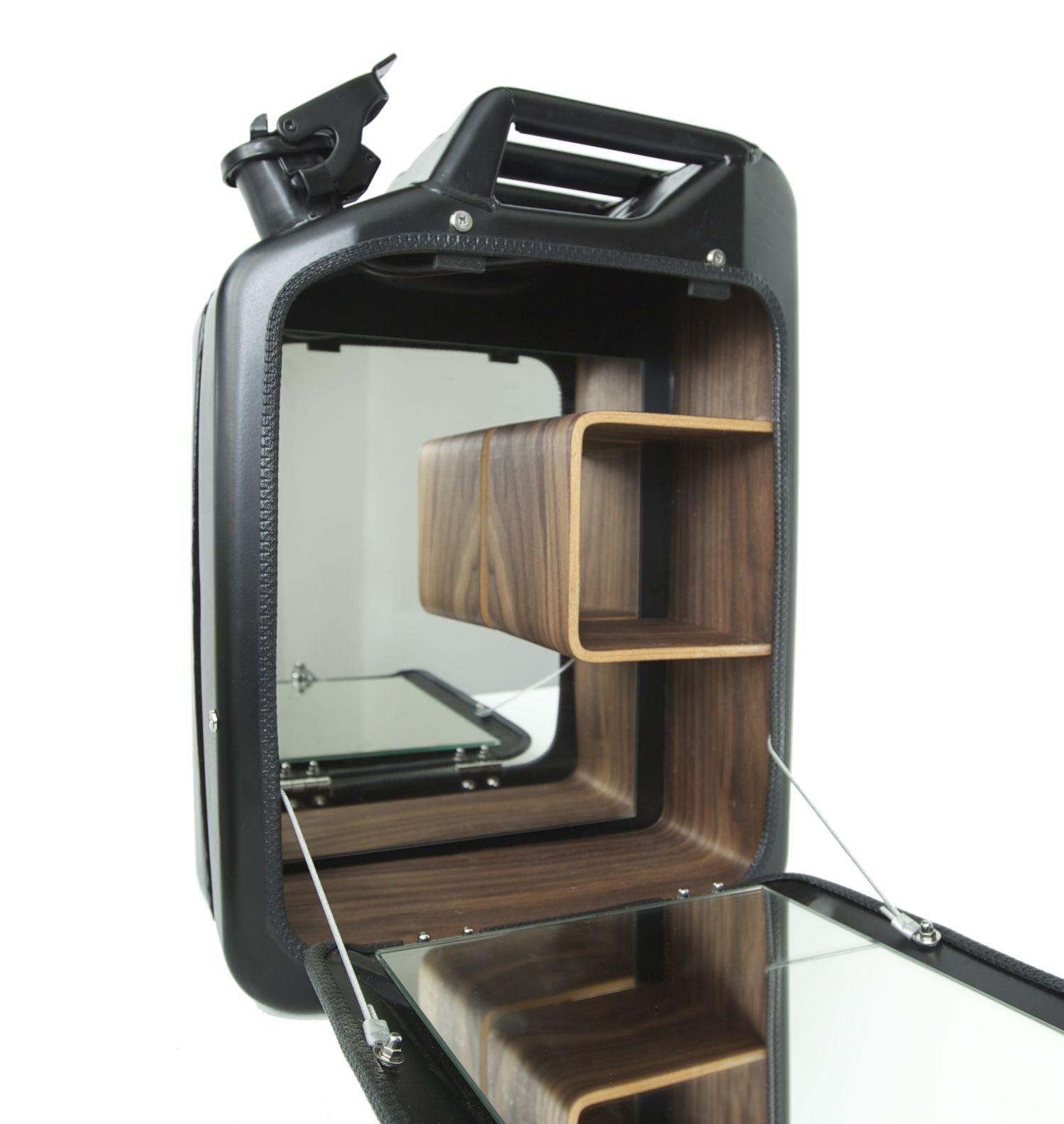 Minibar | Gasoline tank | Pinterest | Danish and Apartments