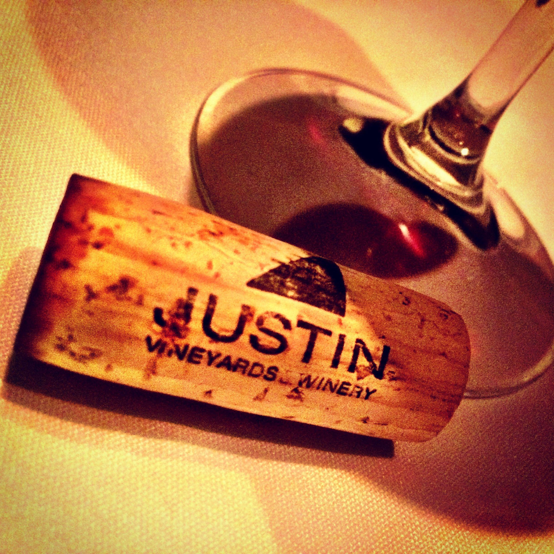 Justin Isosceles Wine Wine Justin