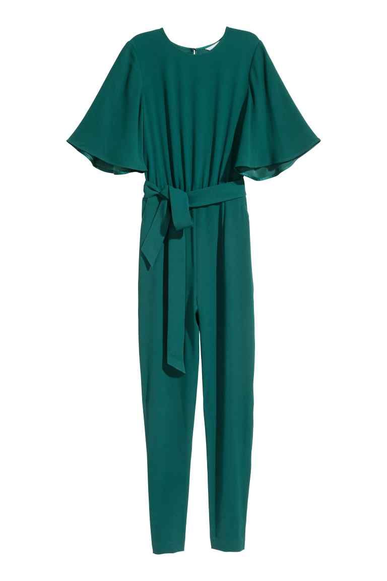 a19e693300f Jumpsuit - Emerald green - Ladies