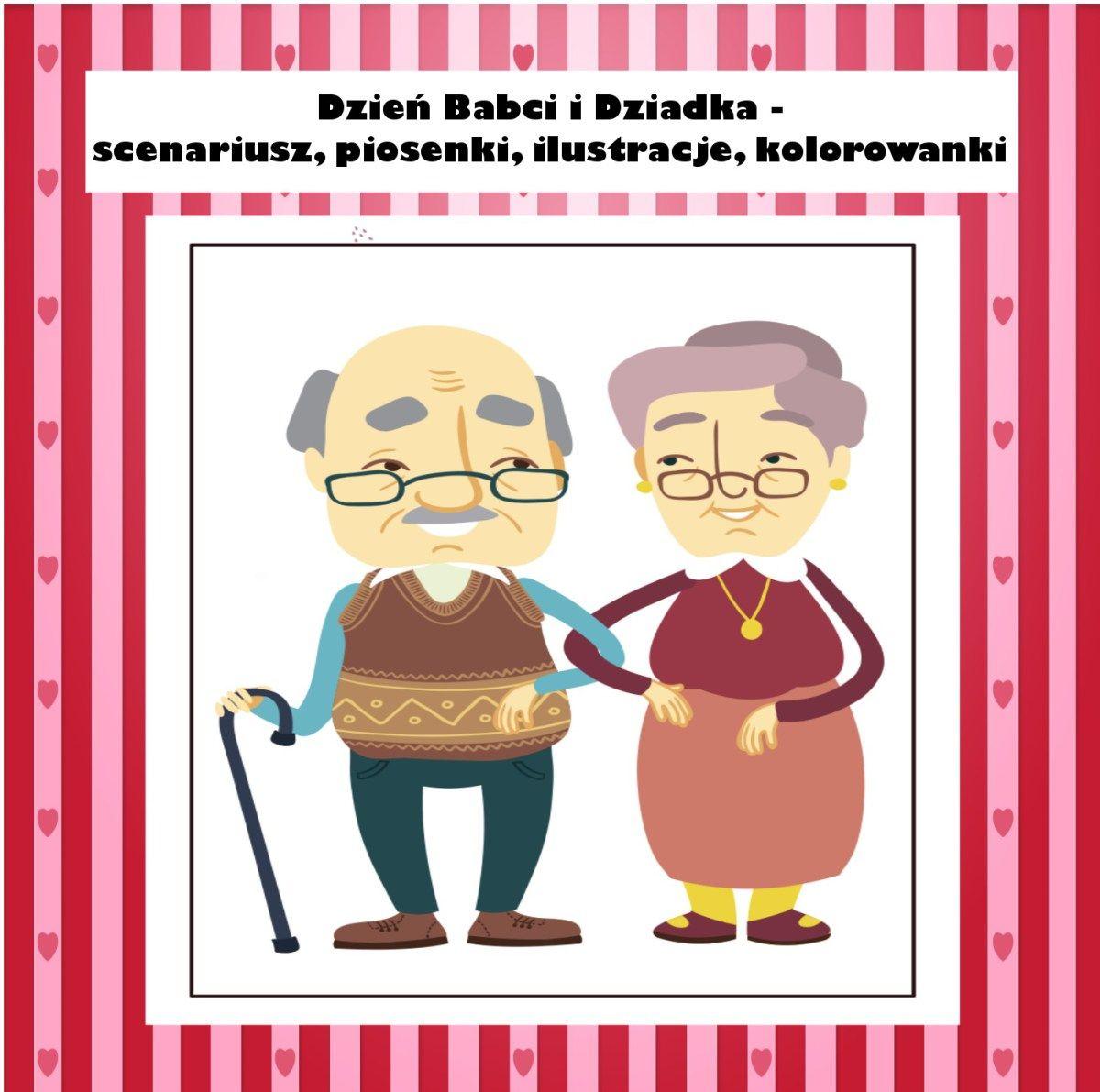 Scenariusz Na Dzien Babci I Dziadka Oraz Wiele Innych Grandparents Day Family Guy Family