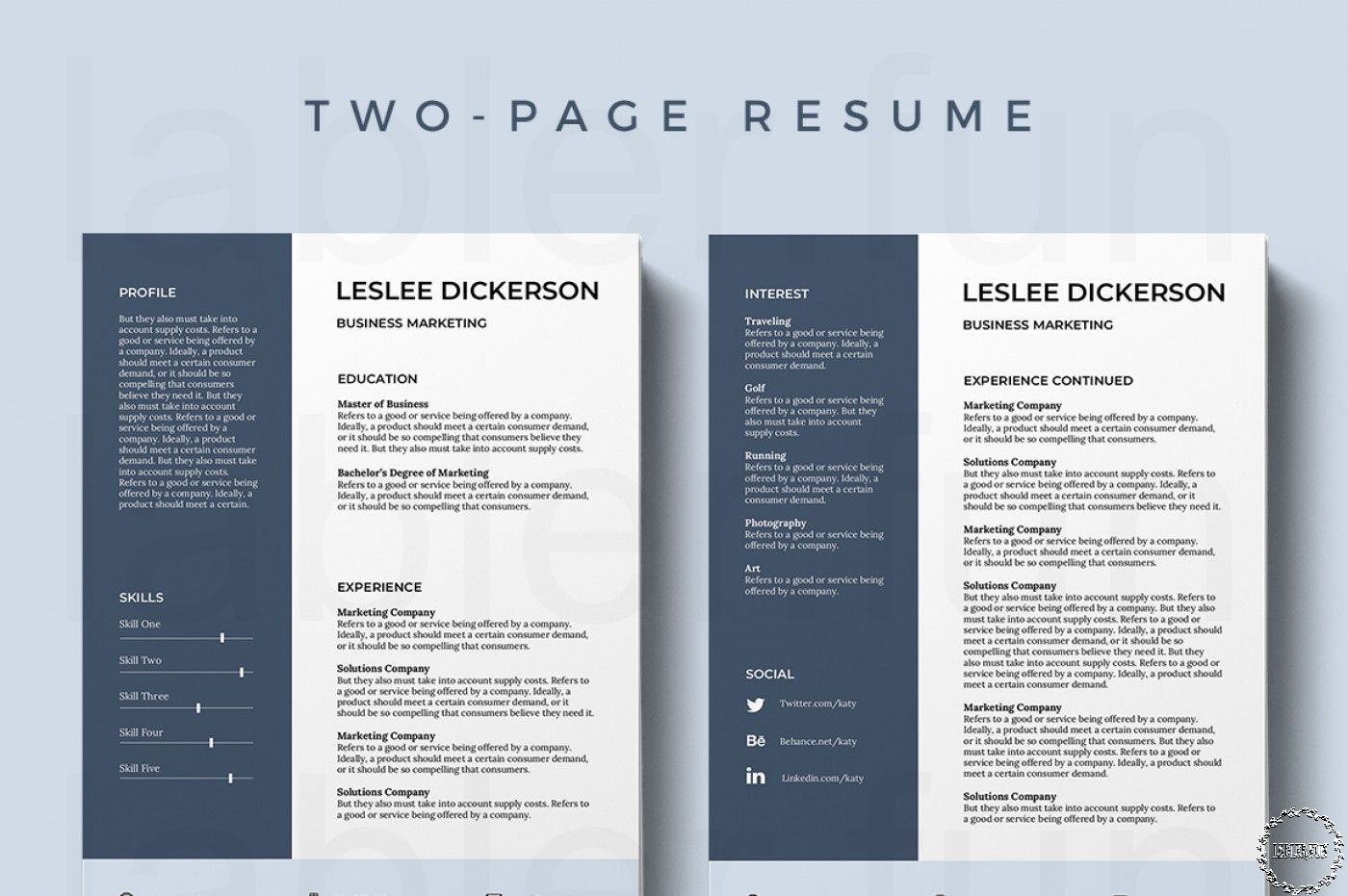 graphic designer gifts Best free resume templates