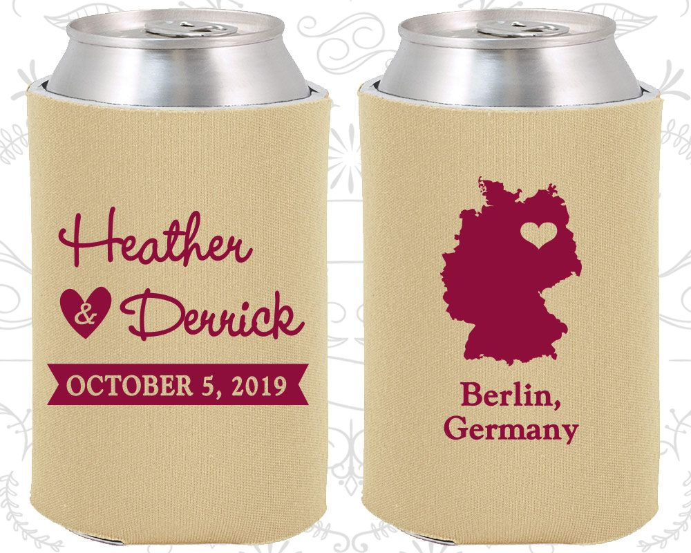 Germany Wedding Ideas Coolies Destination Favors Germany Gifts
