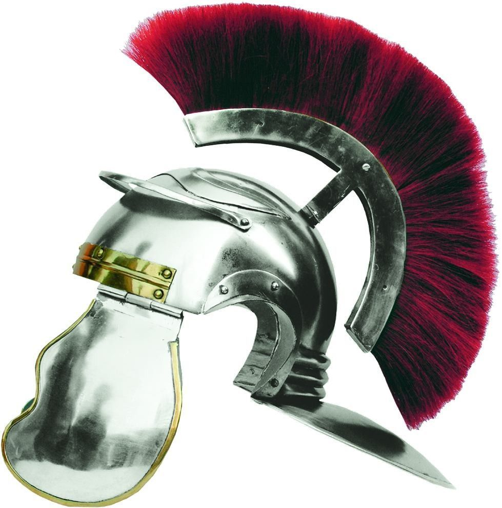 roman metal centurion helmet products pinterest centurion