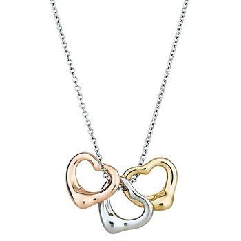 Tiffany elsa peretti necklaces tiffany elsa peretti open heart tiffany elsa peretti necklaces tiffany elsa peretti open heart charms necklace ten1041 aloadofball Images