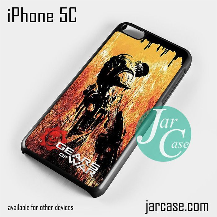 Gears Of War Game YZ 7 Phone case for iPhone C and other iPhone devices
