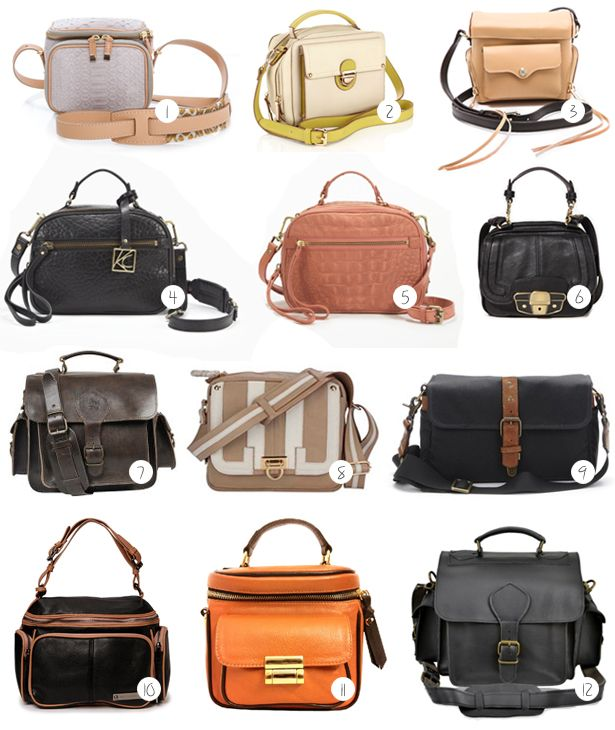Camera Bags Selection Of The Most Beautiful Fashionable Gorgeous Feminine And Chic