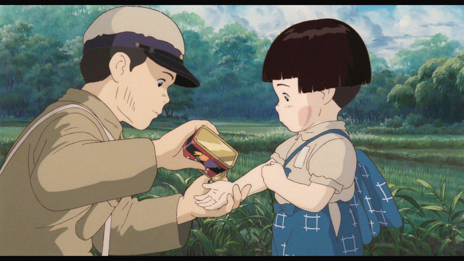 Movie Grave Of The Fireflies Japanese animated movies