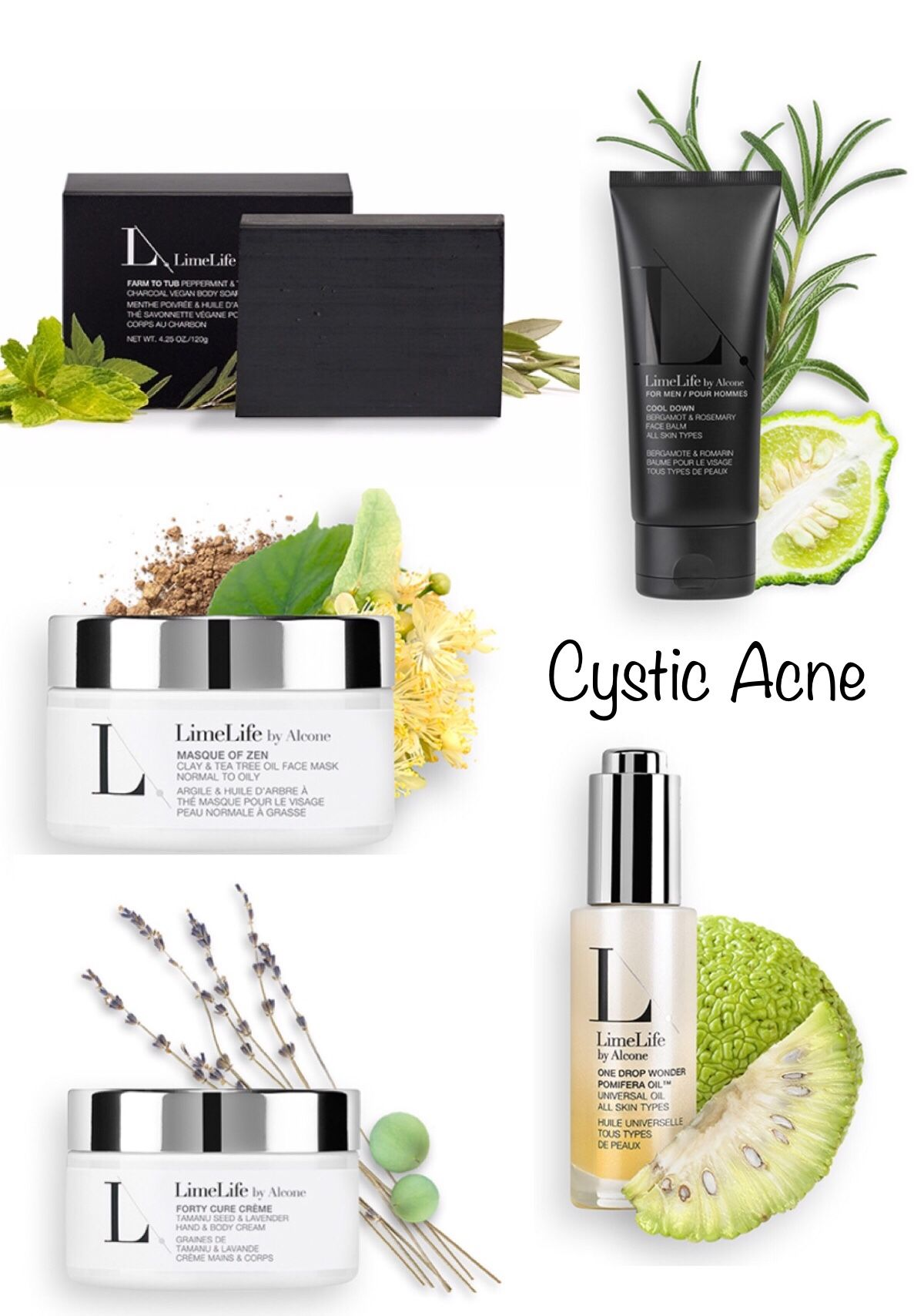 Cystic Acne In 2020 Cystic Acne Effective Skin Care Products Alcone Makeup