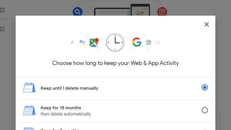All The Data Google Has Collected About You And How To Delete It Gizmodo Google Activities Data History Google
