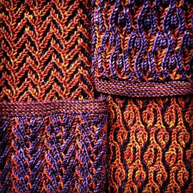 Pin von Eve Priimägi auf Brioche knitting.   Pinterest   Stricken