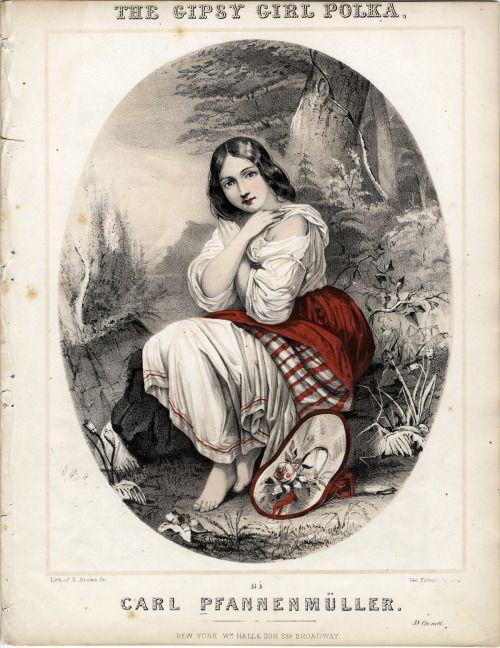 The Gipsy Girl Polka